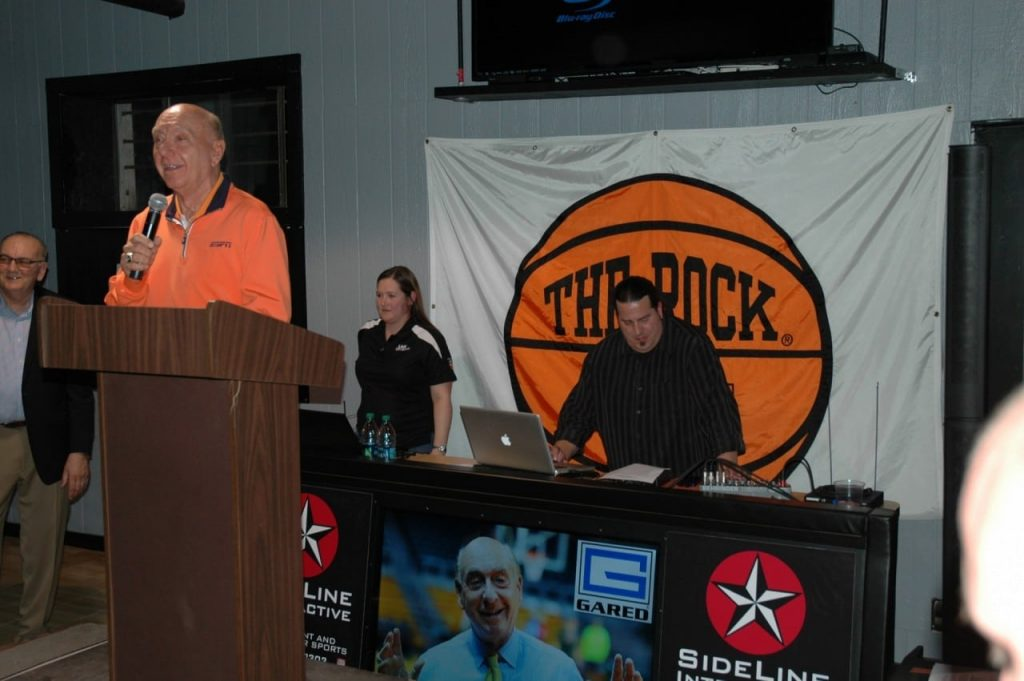 A Special Guest! Dick Vitale!