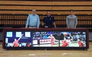 12ft digital scorer's table atascocita
